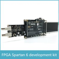 best sop - Best price Xilinx spartan FPGA development kit includes FPGA spartan dev board AD DA module and inch TFT LCD
