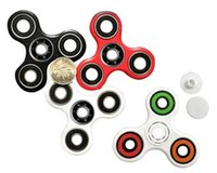 adult baby shopping - MOQ Hand Spinner Tri Fidget Ceramic Ball Desk Focus Toy EDC For Kids Adults Free Shopping