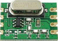 Wholesale factory Outlet RFM119W new in original in stock FSK OOK RF transmitter module to MHz wireless applications