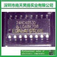 analog demultiplexer - 74HC4053 SOP Triple channel Analog Multiplexer demultiplexer