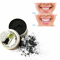 Adults bamboo coconut - Black Activated Bamboo Charcoal Toothpaste Powder Activated Coconut Charcoal Whitening Tooth Teeth Whitening Powder