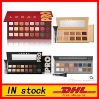 Wholesale New Hot Makeup LORAC PRO eyeshadow Palette UNZIPPED palettes color Eye shadow With Eye Primer H5