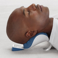 Wholesale Neck Pillow Neck and Shoulder Relaxer Real Ease Neck Support new Therapy Massage Pillow