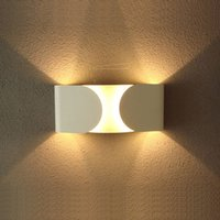 Wholesale Modern lighting Stylish Style Bow Modern Wall Living Room Lights Corridor Lights FLOS Foglio Wall Lamps Bedroom Lights V