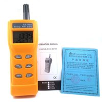 Wholesale Digital CO2 tester air quality monitor gas Analyser CO2 meter thermometer Hygrometer humidity Meter in CO2 Detector AZ7755