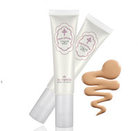 Wholesale Piece Face Makeup Invisible Pores Moisturizing Base Foundation Long Lasting Brighten Whitening Cover Cream De Maquiagem