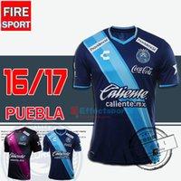 america soccer - Top Quality Liga MX Mexico Club Puebla FC Soccer Jerseys Home Away Third ALEXIS Alustiza Chivas morelia America Football Shirts