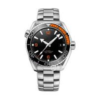 al por mayor china banda de goma-China Relojes automáticos de lujo para hombres Cinturón de acero y goma impermeable Movimiento de mecánicos de reloj de hombres reloj de deporte