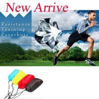 Wholesale 2016 Speed Training Resistance Parachute Running Chute Speed Chute Running Umbrella OTH310