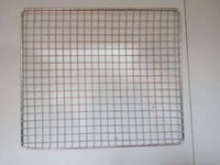 Wholesale mm Square Barbecue BBQ Wire Mesh Galvanized Steel Wire High Quality BBQ Grill Netting for Food Roasting