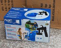 Wholesale DHL SEND paint zoom Spray Guns UK US EU Paint Zoom Paint Sprayer Mini Spray Gun