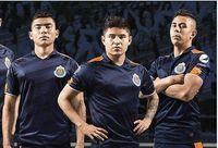 Wholesale new Chivas Men Chivas Jersey Guadalajara Deportivo s Thailand O PINEDA PULIDO I BRIZUELA Mexico Home AWAY Jersey