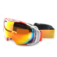 Wholesale High Quality Winter Ski Goggles Fashion Brand Design Satety Snow Glasses