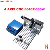Wholesale Low price W CNC Z D500W Engraving Machine cnc wood Carving router soft metal cutting tool with axis