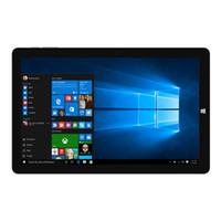 Venta al por mayor-Chuwi HI10 Tablet PC Plus Windows 10 + Android 5.1 Intel Cherry Trail Z8350 64 bits 4 GB / 64 GB 10,8