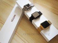 Wholesale IWO nd gen bludtooth smart watch CPU MTK2502C Best Clone