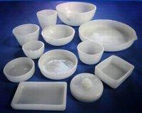 Wholesale translucent lab quartz crucible