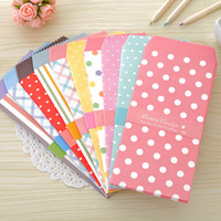 Wholesale Kawaii Small Baby Gift Craft Envelopes for Wedding Letter Invitations Korea Cute Cartoon Mini Colorful Paper Envelope