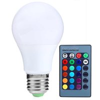 other architectural homes - LED Bulbo E27 W LM Remote Control Colors Changing Dimmable Light V home led lighting architectural party dance ball
