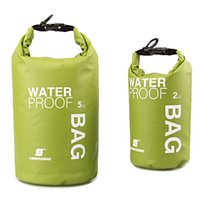 Wholesale Brand Szie Ultralight Portable Outdoor Travel Rafting Waterproof Dry Bag Swim Storage Bags Phone Camera Waterproof Bags