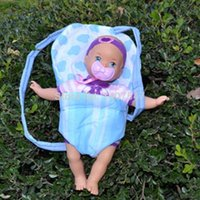 baby doll sling - Doll clothes doll accessories Baby Sling for baby dolls size cm doll bed girl s gift free shpping