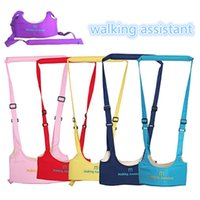 Wholesale New Baby Walking Wings sling baby suspenders classic baby walking assistant multi color GA021