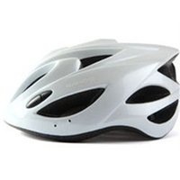 Wholesale The Newest Integarl Cycling Helmets High pressure Hot Pad Anti drop Strong PC Wells White Orange Unisex