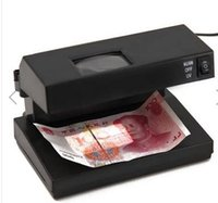ads money - AD UV Light Purple Paper Money Detector Instrument For Verifying Multi Currency Bills