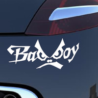 alphabet car decals - 15 CM English Alphabet Bad Boy Creative Personality Funny Eyes Car Styling Fashion Vinyl Car Stickers Decals