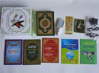 Wholesale LCD Quran Reading Pen G digital quran pen English Urdu French German Farsi Dari islamic products translator Read pen