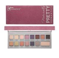 Nueva marca de maquillaje que los cosméticos naturalmente bastante mate Vol 2 sombra de ojos paleta 15 colores sombra de ojos Neutral Berry Tones paleta