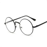 al por mayor oculos empollón-2017 lente óptica de gran tamaño ocultada retro del nerd lente óptica del marco calidad acetato oculos vendimia mujeres de los hombres marco redondo de los vidrios