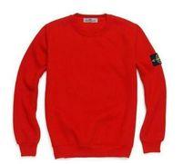 Wholesale fashion autumn high quality hip hop stoned island men women hoodie Pullover Sweatshirts coat Tracksuit
