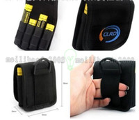 Wholesale NEW battery bag li ion cylinderical battery case battery pouch holster MYY