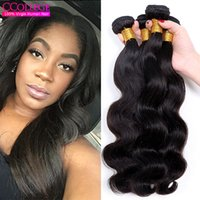 Wholesale 8A Grade Unprocessed Pervian Virgin human Hair Body Wave Bundles Body Wave Human hair Weave Bundles Virgin Peruvian Ccollege Hair Products