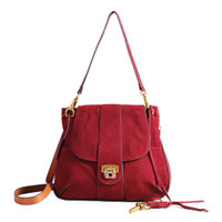 leather-camel-saddle - Corrected Grain Leather Shoulder Bags For Womens Genuine Leather Crossbody Bag High Quality Fashion Ladies Leather Messenger Bags Handbags