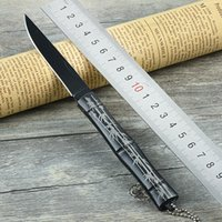 bamboo jungle - outdoor camping knife The wild self defense knife The jungle bamboo knife Outdoor creative knife knife
