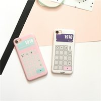 apple case computer - Fashion funny simulation computer mobile phone case iPhone S Plus case relief hard cover