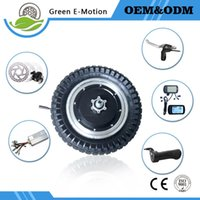 Wholesale high speed narrow tire inch electric wheel motor v w w w hub motor kits for portable electric folding bicycle