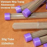 agarwood vietnam - g sticks natural aromatic high quality Vietnam Agarwood incense sticks Nha Trang aloes chips Gaharu oil sweet cool