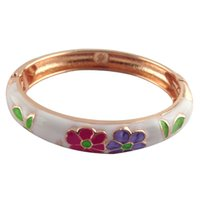 Cheap Bangle bangles Best chinese style Women's Cloisonne Bracelet
