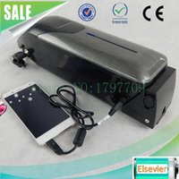 battery phone connector - Eu no tax V USB Li ion battery V Ah has USB connector for e bike can charging for phone MP4 etc