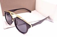 everything beautiful goggles - So beautiful round circle sunglasses women female fashion Brand Designer frame sun glasses men women buffalo flat top gafas De Sol lunettes
