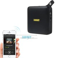 al por mayor cable de audio al aire libre-F7 portátil al aire libre inalámbrico Bluetooth altavoz portátil mini con micrófono USB 3.5mm cable de audio para el iPhone 6 6 Plus