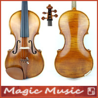 amati violins - Copy of Rogerius Bon Nicolai Amati Master Violin Russian Spruce Handmade Oil Varnish