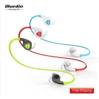 Wholesale Original Bluedio Q5 Bluetooth stereo headphones wireless headset Earphones Earbuds sports gym colors NEW