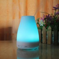 Wholesale Essential Oil Diffuser Aromatherapy Oil Diffuser Ultrasonic Mist Air Humidifier with Color Changing LED Aromatherapy Diffuser