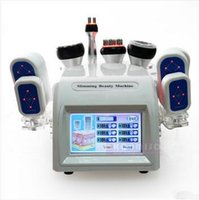 Wholesale Best selling lipo laser Weight Loss Beauty Machine Lipolaser With Ultrasonic RF Vacuum fat removal and skin tightening
