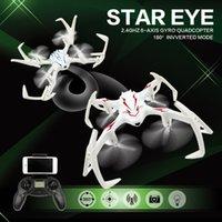 Meilleures ventes en Chine Drone avec caméra qudacopter avec WIFI FPV et mode inversé 4CH FQ777 8971 star eye