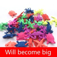 Wholesale Childrens Toys spongebob Xinqite swell marine animal dinosaur